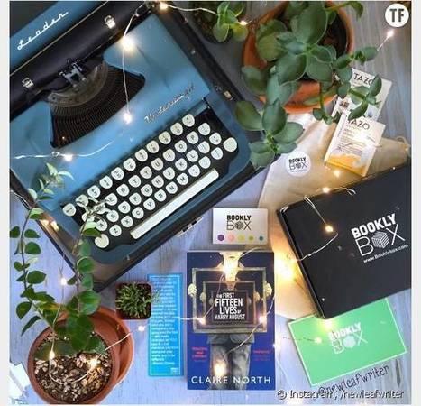 12 comptes Instagram inspirants pour les accros à la lecture | Bibliothèques et web social | Scoop.it