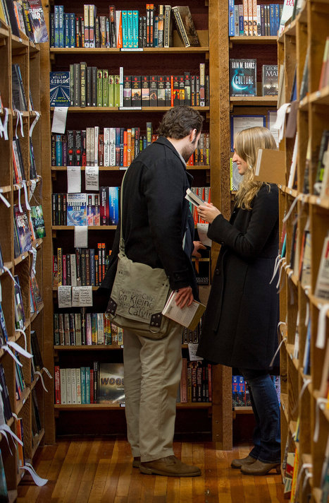 Small Bookstores Say They're Thriving, Even Without Big Hits | Digital Publishing News | Scoop.it