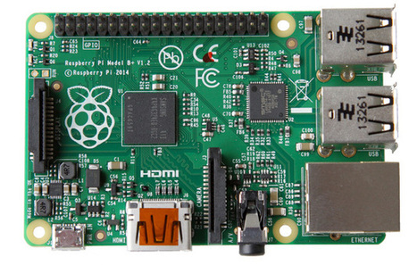 Raspberry Pi launches Model B+ with extra USB ports, microSD support | ICT for Education and Development | Scoop.it