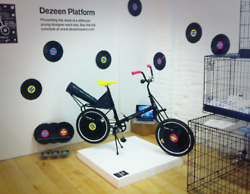 A bicycle as turntable - feats per minute | BASIC VOWELS | Scoop.it