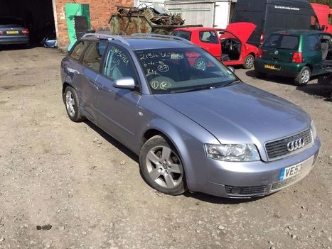 AUDI A4 1 9 TDI AUTOMATIC ESTATE BREAKING FOR PARTS   post free classified ads in uk   Scoop.it