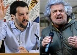 M5S si sfarina, di Salvini si fida il 33%: buona notte popolo | Politikè | Scoop.it