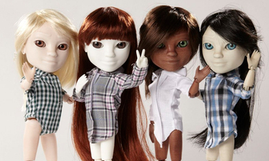 MakieLab talks 3D-printed dolls, apps and blending digital and physical play | The 3DP Report | Scoop.it