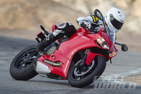 Ducati 899 Panigale vs. Ducati 1199 Panigale- Comparison Review | Ductalk Ducati News | Scoop.it