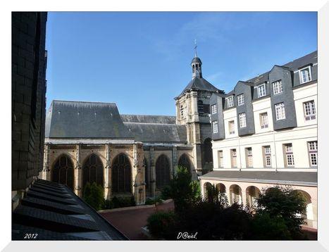 Le Blog de Rouen, photo et vidéo: Côté caché de St Patrice | MaisonNet | Scoop.it