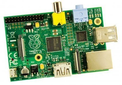 Raspberry Pi Model B (512MB RAM, UK Model) @ Amazon - £23.45 Delivered Sold by NowView | Raspberry Pi | Scoop.it