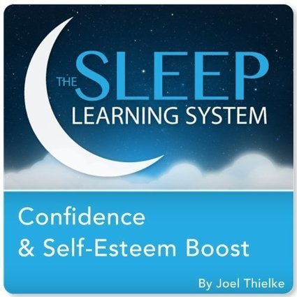 Confidence and Self-Esteem Boost with Hypnosis, Meditation, and Affirmations (The Sleep Learning System) | bedsonline | Scoop.it