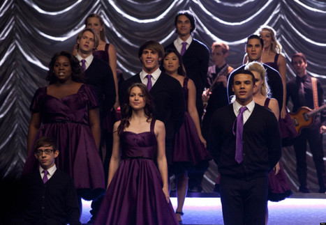 'Glee' Season Finale Recap: Too Many Attempts To Shock In 'All Or Nothing' - Huffington Post (blog) | Glee | Scoop.it