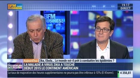 Zika, Ebola… Le monde est-il prêt à combattre les épidémies ? - 26/01 | Confidences Canopéennes | Scoop.it
