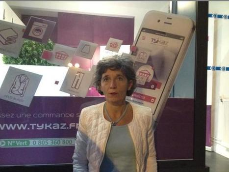 Innovation. T&yuml;Kaz, le pressing connect&eacute; ouvre sa premi&egrave;re boutique &agrave;  <br/>Rennes | Leadership au F&eacute;minin &agrave; d&eacute;velopper et soutenir! | Scoop.it