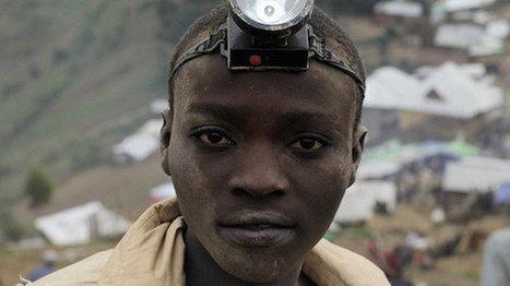 """nuestros representantes en el Parlamento europeo: Impide que nuestros móviles contengan """"minerales de sangre""""   TIC y Salud en África   Scoop.it"""