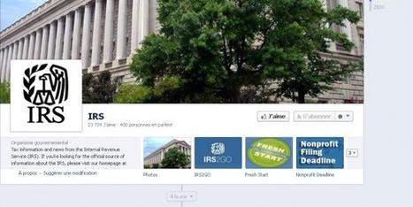 Le fisc américain traque maintenant les fraudeurs sur les réseaux sociaux | Fiscalité - Impôts | Scoop.it