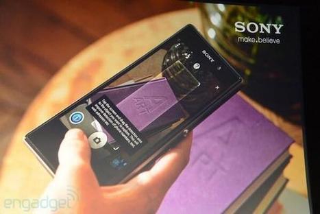 Twitter / GadgetsMexico: Sony anuncia Social Camera ...   Realidad Aumentada   Scoop.it