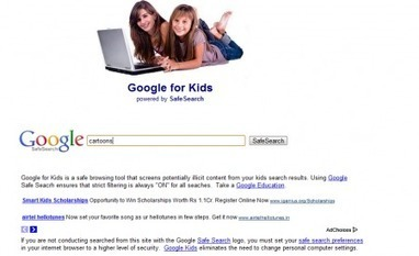 10 Best Search Engines on Internet for Kids | SearchTools | Scoop.it