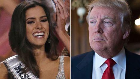 Miss Universe Paulina Vega Joins Chorus Slamming Donald Trump - ABC News   CLOVER ENTERPRISES ''THE ENTERTAINMENT OF CHOICE''   Scoop.it