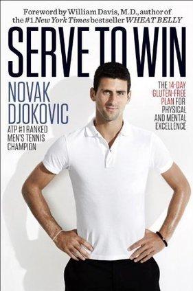Djokovic sort un livre sur la nutrition - Novak ... - We love tennis | Planète Paléo | Scoop.it