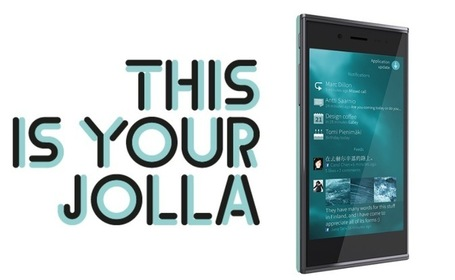 Jolla Phone anunciado, con Sailfish OS | Tecnologías Mobile | Scoop.it