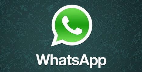 Cómo evitar que Facebook utilice tus datos de WhatsApp [Guía] | Recull diari | Scoop.it