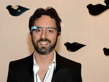 Sergey Brin's Brilliant Strategy To Make Google Glass Seem Normal   Digital-News on Scoop.it today   Scoop.it