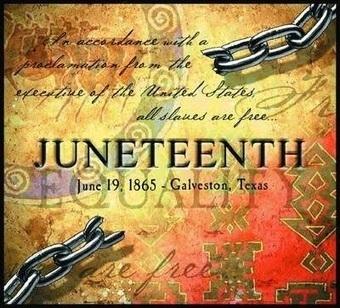 What Is Juneteenth? - scblacknews.com | American Civil War | Scoop.it