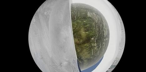 Un océan découvert sous la surface d'une lune de Saturne | 21st Century Innovative Technologies and Developments as also discoveries, curiosity ( insolite)... | Scoop.it