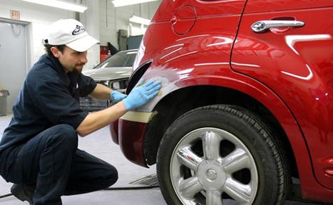 Insured Repairing Work of Car with Free Estimates | Car Servicing uk | Scoop.it