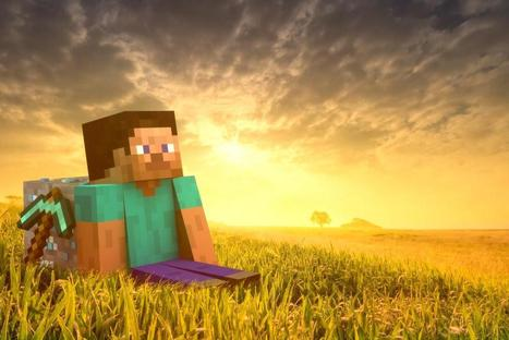 What lessons can KM learn from Minecraft? | APRENDIZAJE | Scoop.it