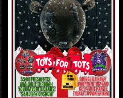 Toys For Tots Benefit At Machine Shop This Saturday To Benefit ... | Dear Santa | Scoop.it