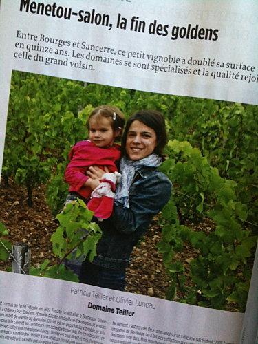 Jacques Dupont aime le menetou-salon mais pas la loi Évin... | Vins de Loire | Scoop.it