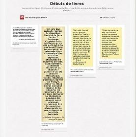 Pinterest: Quelles utilisations dans les CDI et l'enseignement? | Education & Numérique | Scoop.it