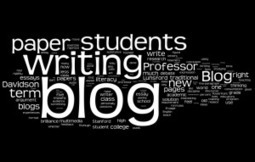 Academic Writing is Really Academic Reading-Blogs Vs. Term Papers | International Literacy Management | Scoop.it