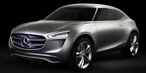 Mercedes Benz Vision G CODE Concpet Overview | Automobile News, Car Wallpapers, Auto Insurance & Auto Technologies | Scoop.it