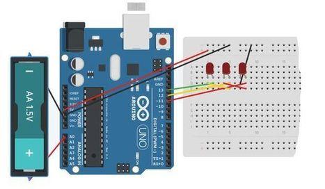 Battery Tester | Arduino, Netduino, Rasperry Pi! | Scoop.it