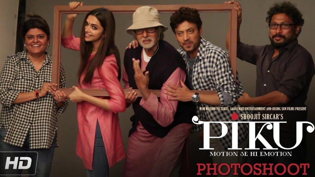 Watch Piku (2015) Movie Online Free 123Movies
