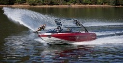 How to Get Up on a Slalom (Single) Water Ski | Water ski | Scoop.it
