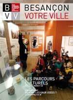 BVV : Besançon Votre Ville, le magazine de la municipalité de Besançon | La revue de presse du CDI | Scoop.it