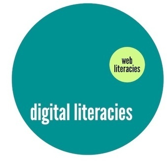 Digital Literacies and Web Literacies: What's the Difference? | Digital Literacies | Scoop.it