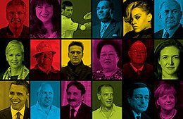 The 100 Most Influential People in the World - TIME | Digital journalism and new media | Scoop.it