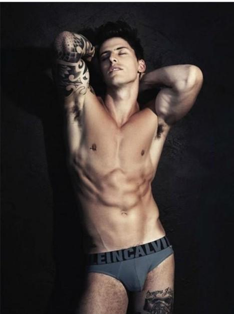 Danilo Borgato Shirtless by Scott Hoover | Male Model | Scoop.it