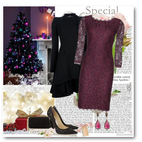 ❄❄ Fashionable Christmas ❄❄ | Fashionista 4ever | Scoop.it