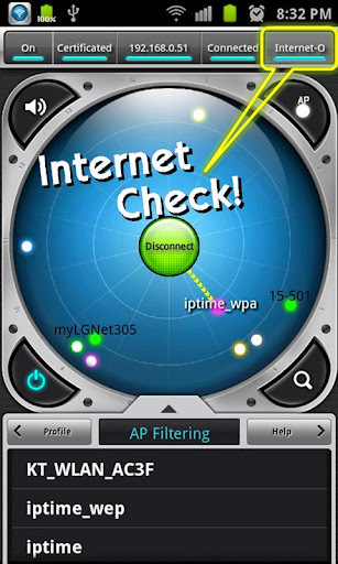 Smart WiFi | Gérer les connexions aux hotspots WiFi | Time to Learn | Scoop.it