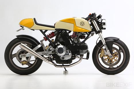 Walt Siegl Ducati cafe racer | Ductalk Ducati News | Scoop.it