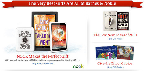 Barnes & Noble - Books, Textbooks, eBooks, Toys, Games & More   MH-MA Library   Scoop.it