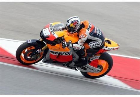 "Pedrosa: ""The test is positive for us"" 