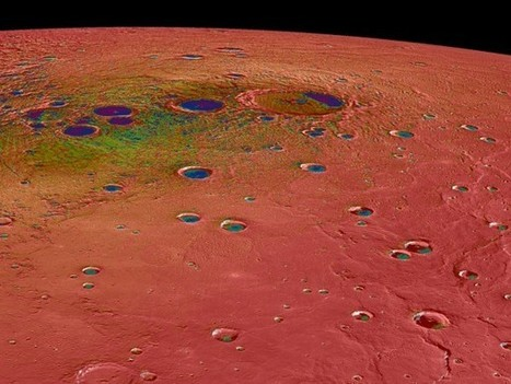 Aging #space probe records odd emanations on #Mercury - #Science #AAAS | Limitless learning Universe | Scoop.it