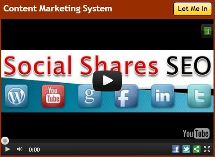 Social Shares is the New SEO: How to Build a DIY Content Marketing System | Google Plus and Social SEO | Scoop.it