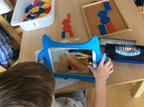 Evaluation positive en maternelle. Usage de la tablette Photographier ses réussites @matmunich1   Ressources Ecole   Scoop.it