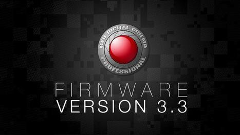 RED Introduces Significant Updates in New Firmware Version 3.3 | Moving Images | Scoop.it