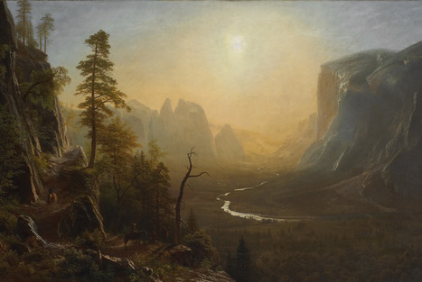 Exhibition at Yale University Art Gallery brings art and science together   Authentic Yosemite   Scoop.it