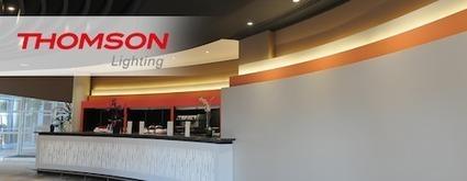 Thomson Lighting trouve de nouveaux relais de distribution partout en Europe | Accessoires, Composants, Objets Connectés, Domotique, Périphériques et Multimédia | Scoop.it